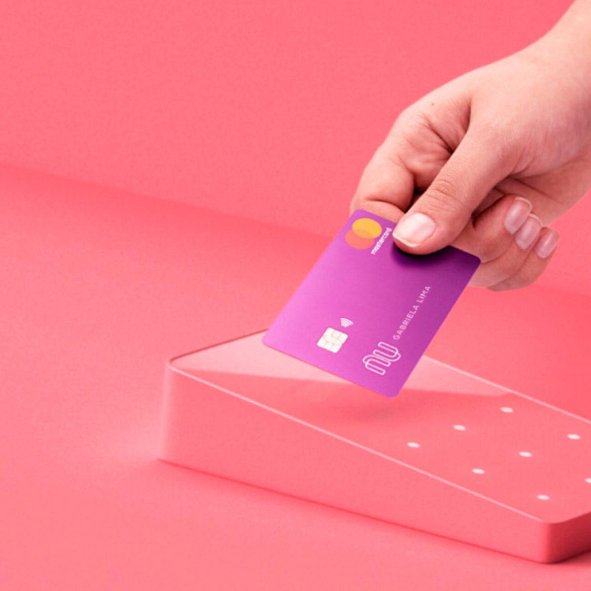 O cartão do Nubank